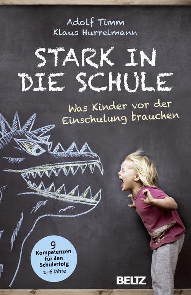 Stark in die Schule - Coverbild
