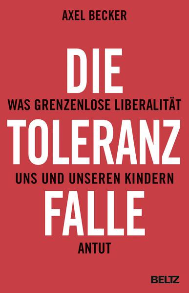 Die Toleranzfalle - Coverbild