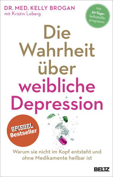 Die Wahrheit über weibliche Depression - Coverbild