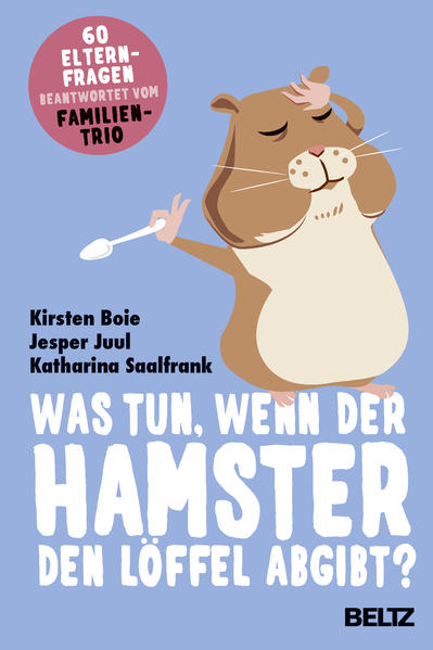 Was tun, wenn der Hamster den Löffel abgibt? - Coverbild