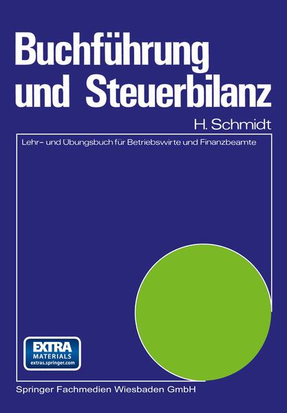 Buchführung und Steuerbilanz - Coverbild