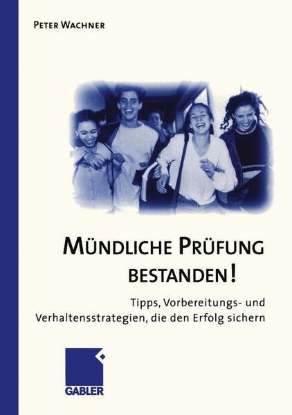 Mündliche Prüfung Bestanden! - Coverbild