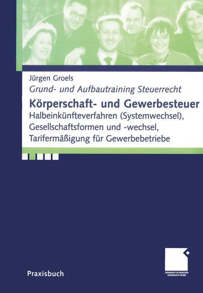 Körperschaft- und Gewerbesteuer - Coverbild