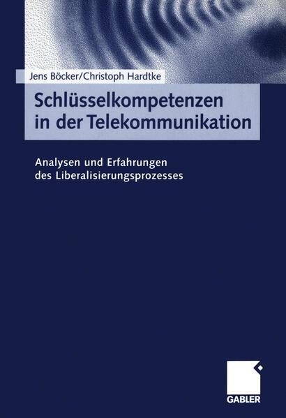 Schlüsselkompetenzen in der Telekommunikation - Coverbild