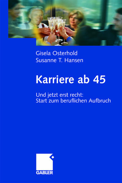 Karriere ab 45 - Coverbild