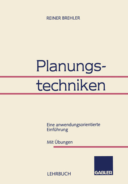 Planungstechniken - Coverbild