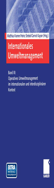 Internationales Umweltmanagement - Coverbild