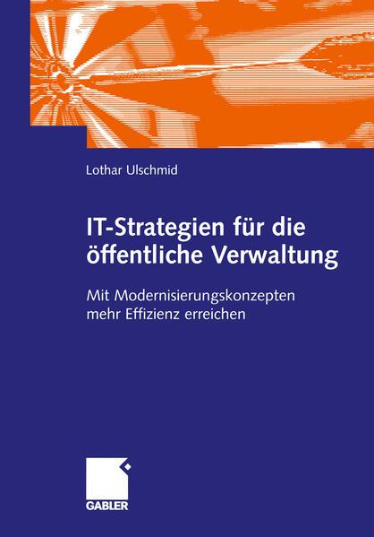 IT-Strategien für die öffentliche Verwaltung - Coverbild