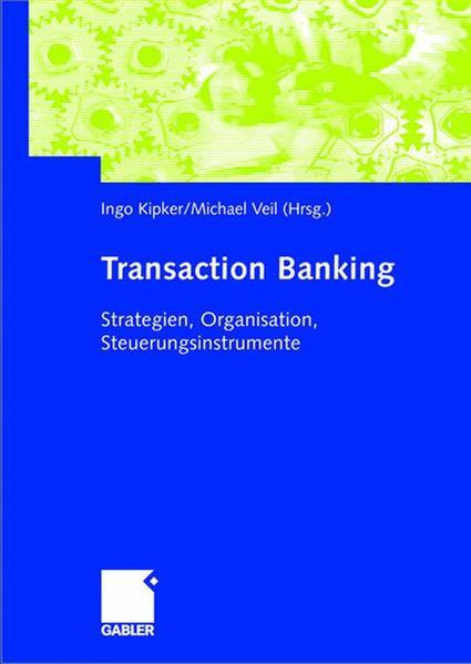 Transaction Banking - Coverbild