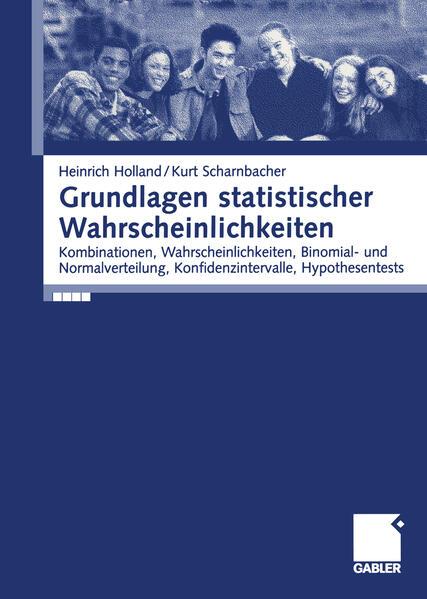 Grundlagen statistischer Wahrscheinlichkeiten - Coverbild