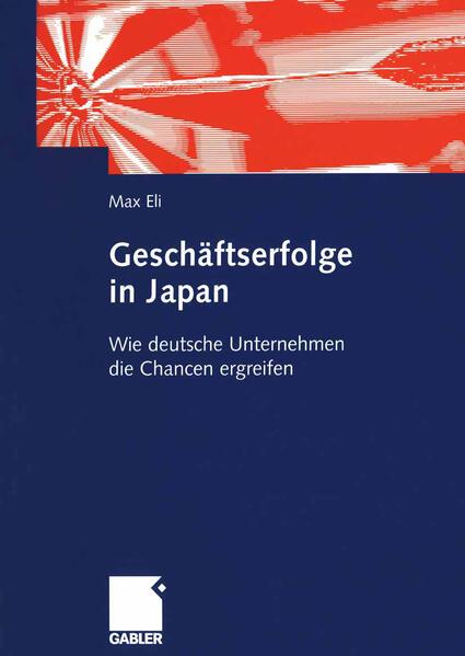 Geschäftserfolge in Japan - Coverbild