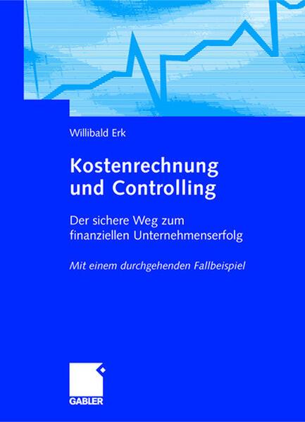 Kostenrechnung und Controlling - Coverbild