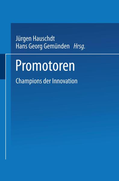 Promotoren - Coverbild