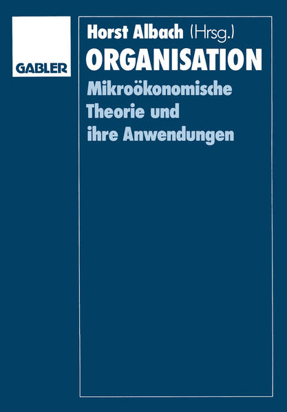 Organisation - Coverbild