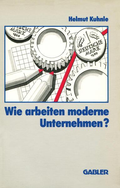 Wie arbeiten moderne Unternehmen? - Coverbild