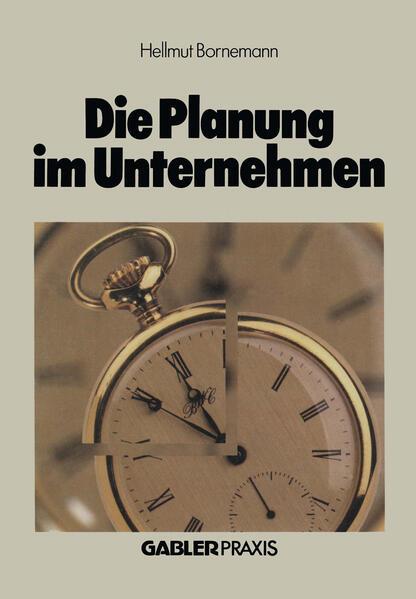 Die Planung im Unternehmen - Coverbild