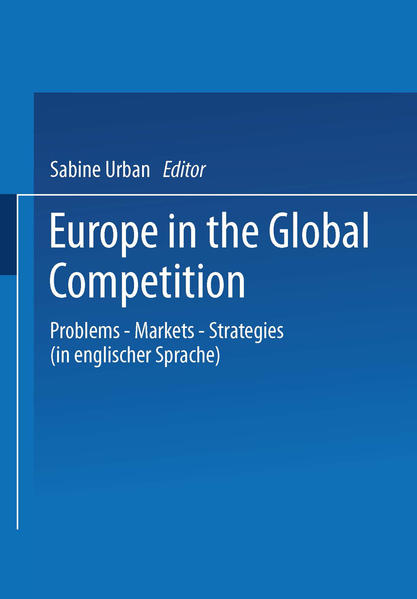 Europe in the Global Competition - Coverbild