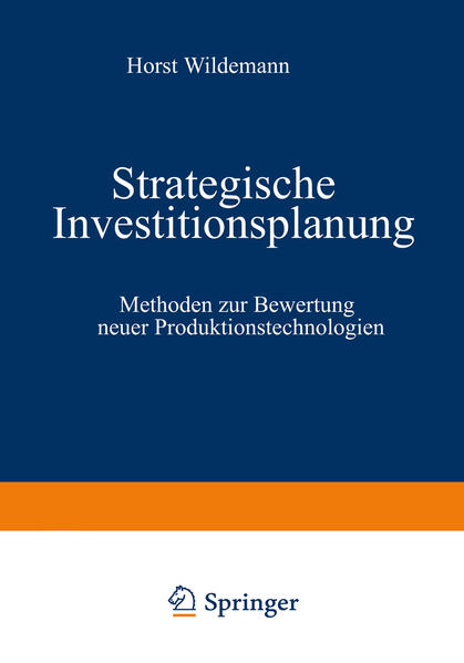 Strategische Investitionsplanung - Coverbild