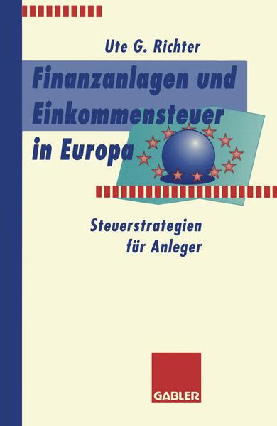 Finanzanlagen und Steuerstrategien in Europa - Coverbild