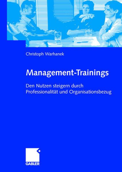Management-Trainings - Coverbild