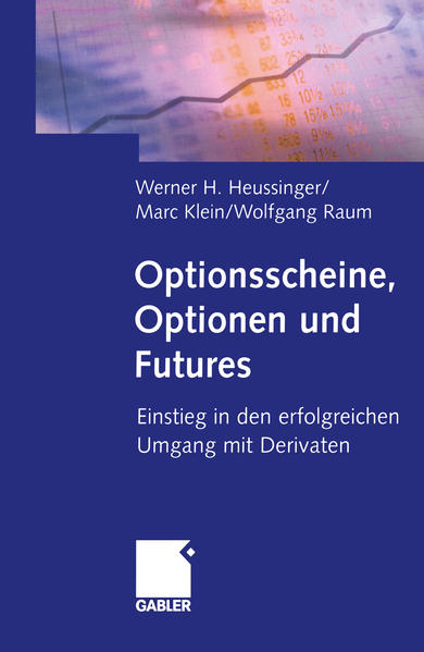 Optionsscheine, Optionen und Futures - Coverbild