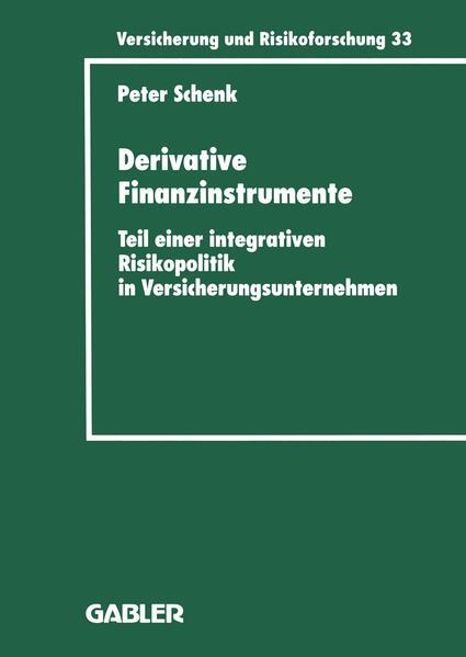 Derivative Finanzinstrumente - Coverbild