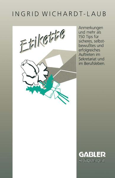 Etikette - Coverbild