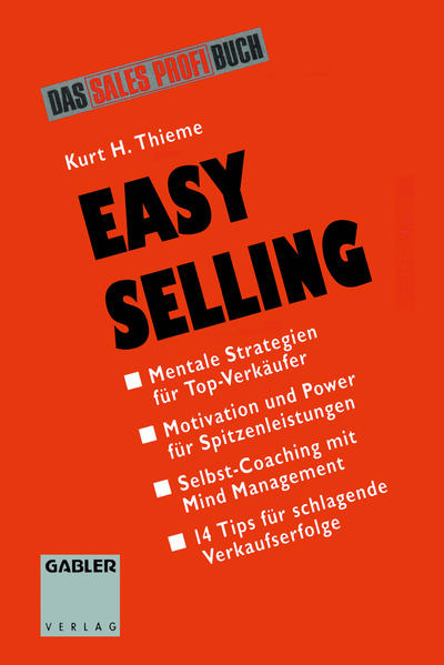 Easy Selling - Coverbild