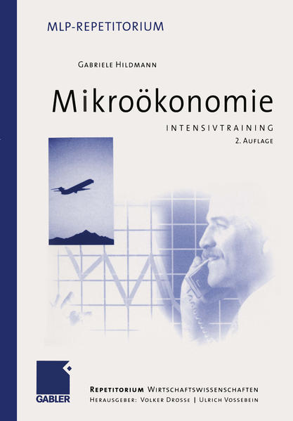 Intensivtraining Mikroökonomie - Coverbild