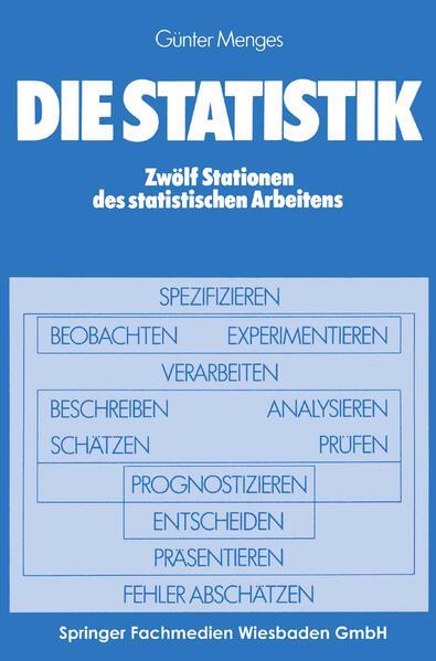 Die Statistik - Coverbild