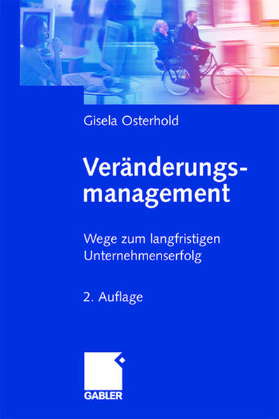 Veränderungsmanagement - Coverbild