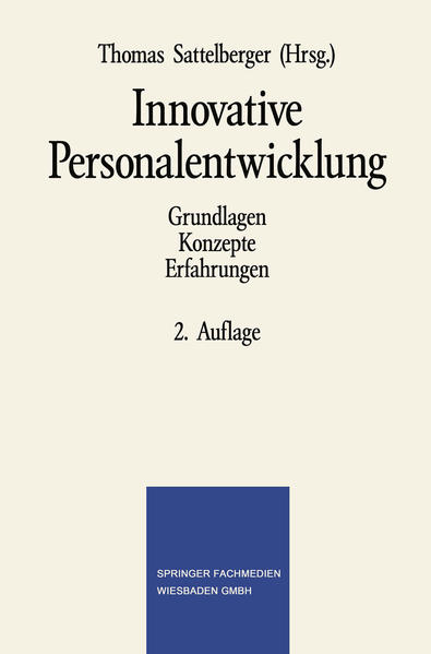 Innovative Personalentwicklung - Coverbild