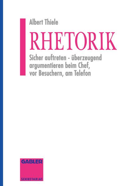 Rhetorik - Coverbild