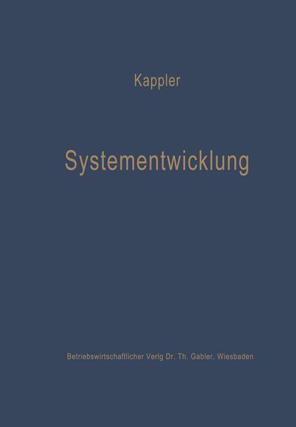 Systementwicklung - Coverbild