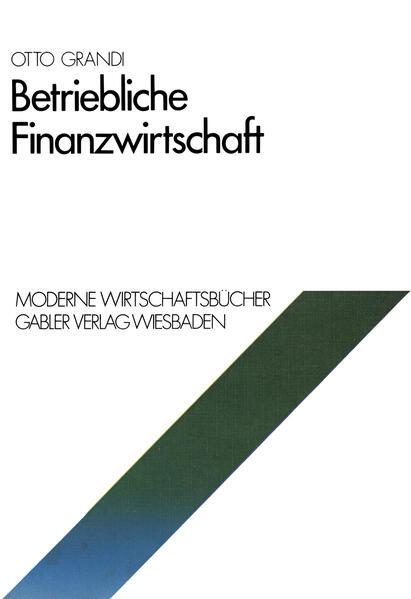 Betriebliche Finanzwirtschaft - Coverbild