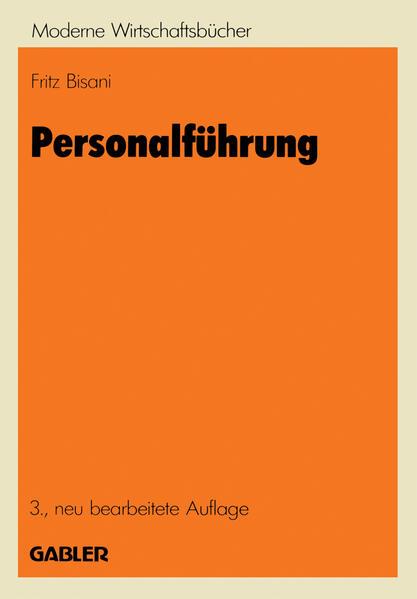 Personalführung - Coverbild