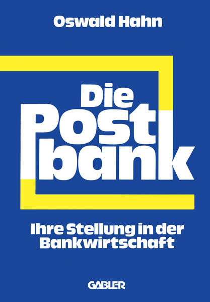 Die Postbank - Coverbild