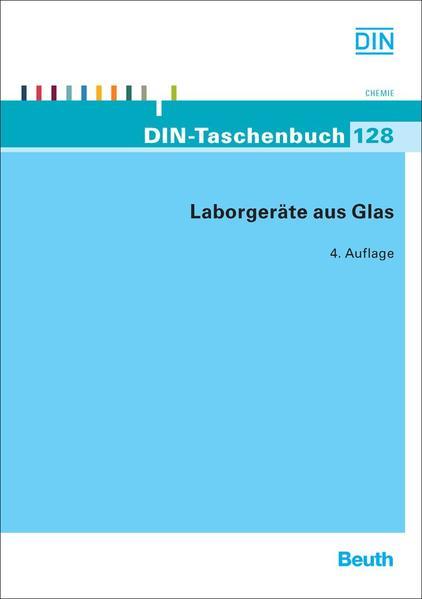 Laborgeräte aus Glas - Coverbild