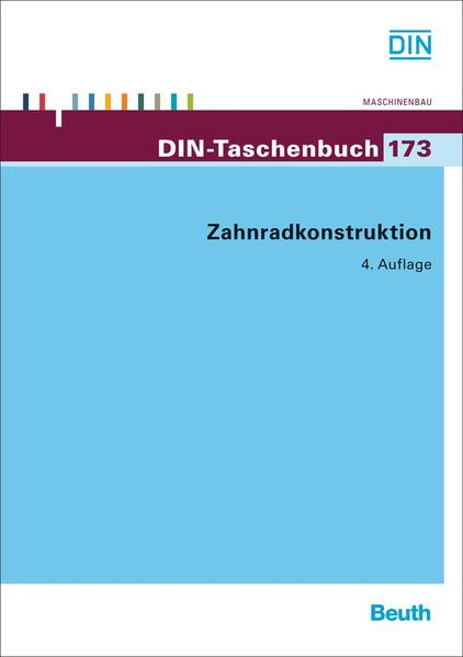 Zahnradkonstruktion - Coverbild