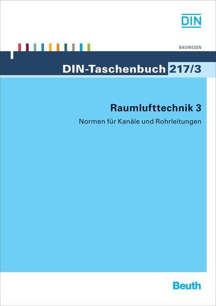 Raumlufttechnik 3 - Coverbild