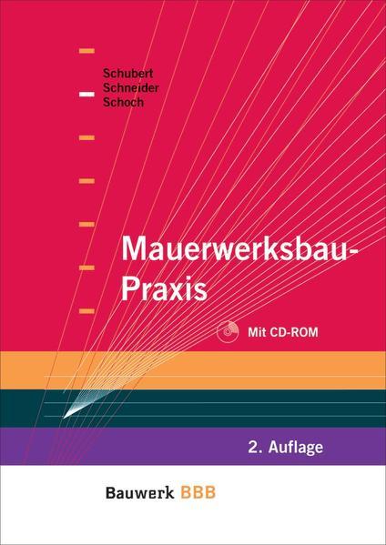 Mauerwerksbau-Praxis - Coverbild