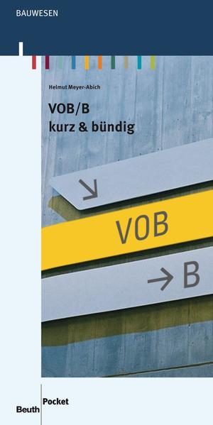 VOB/B - Coverbild