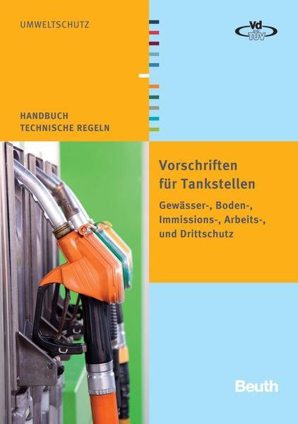 Vorschriften für Tankstellen - Coverbild