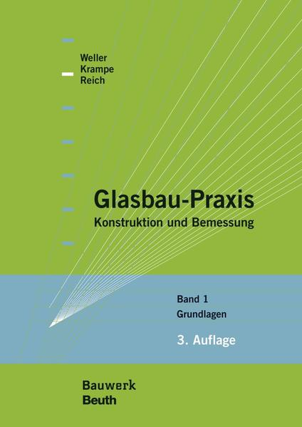 Glasbau-Praxis - Coverbild