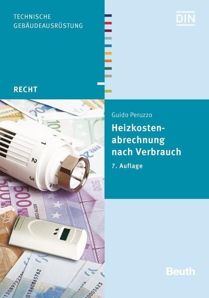 Heizkostenabrechnung nach Verbrauch - Coverbild
