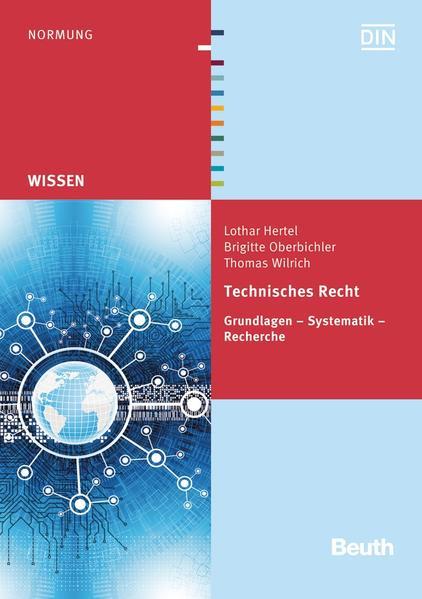 Technisches Recht - Coverbild