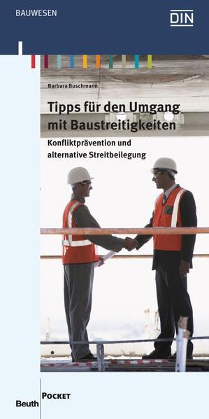 Herunterladen Tipps für den Umgang mit Baustreitigkeiten Epub