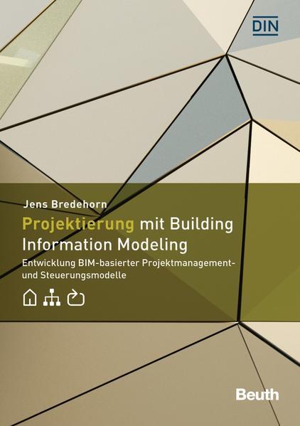 Projektierung mit Building Information Modeling - Coverbild