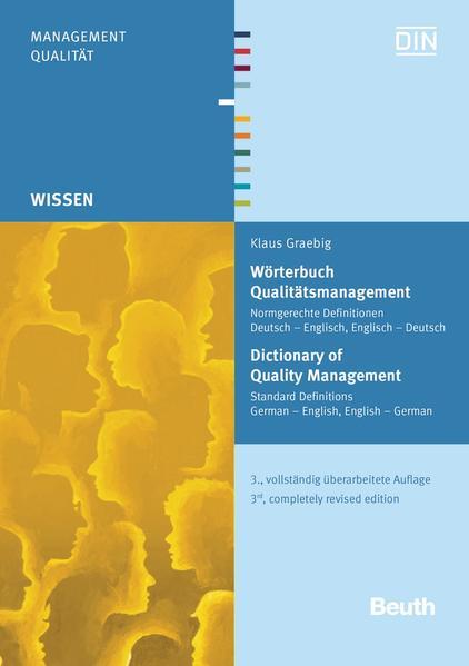 Wörterbuch Qualitätsmanagement - Coverbild