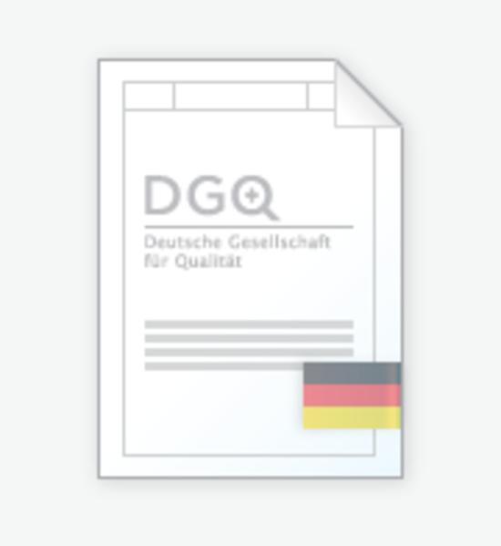 Qualitätsmanagement in der öffentlichen Verwaltung - Coverbild